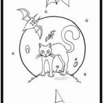 Halloween Coloring Templates Pretty New Halloween Coloring Pages toddlers