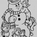 Halloween Costumes Coloring Pages Best Of 16 Inspirational Snowman Coloring Pages Kanta