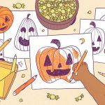 Halloween Costumes Coloring Pages Inspirational Free Pumpkin Coloring Pages for Kids