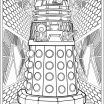 Halloween Costumes Coloring Pages New Doctor who Wibbly Wobbly Timey Wimey Coloring Pages [printables