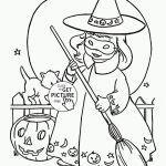 Halloween Costumes Coloring Pages Unique Coloring Coloring Pics Witch Pages to Print Halloween Amazing