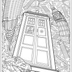 Halloween Costumes Coloring Pages Unique Doctor who Wibbly Wobbly Timey Wimey Coloring Pages [printables