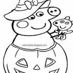 Halloween Costumes Coloring Pages Unique Free Peppa Pig Coloring Pages Lovely Unique Elegant How to Draw
