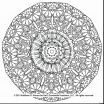 Halloween Mandala Coloring Pages Inspired Free Mandalas to Print and Color Best Mandala Coloring Pages