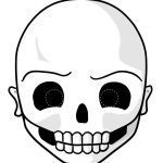 Halloween Mask Coloring Pages Pretty 72 Free Printable Halloween Masks for All Ages
