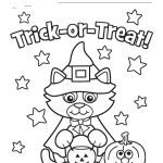Halloween Mask Coloring Pages Wonderful Best Halloween Cute Coloring Pages