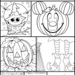 Halloween Pictures for Kids to Color Inspiring 200 Free Halloween Coloring Pages for Kids