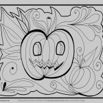 Halloween Pictures for Kids to Color Pretty Coloring Outside the Lines – Jvzooreview