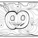 Halloween Pumpkin Coloring Inspiration Lovely Black and White Halloween Coloring Sheets – Kursknews