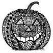 Halloween Pumpkin Coloring Pages Creative Coloring Coloring Rcdrm6qzi Free Halloween Adult Page Spider Web