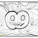 Halloween Pumpkin Coloring Pages Inspired Coloring Pumpkin Templates