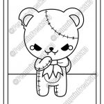 Halloween Shopkins 2016 Brilliant Scary Mummy Coloring Pages Elegant 27 Best Coloring Horror Movies