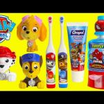 Halloween Shopkins 2016 Inspiration Videos Matching Best Learning Video with Paw Patrol Paints Chase