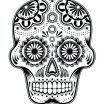 Halloween Skull Coloring Pages Best Sugar Skull Simple – topolcanykings