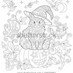 Halloween Zentangle Patterns Awesome Free Halloween Printable Coloring Pages 01 Http Aemcenquiry Info