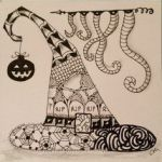 Halloween Zentangle Patterns Best 269 Best Zentangle Images In 2019