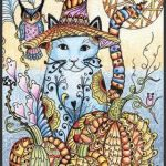 Halloween Zentangle Patterns Best Love the Bo Of Zentangle with Other Images and the Addition Of