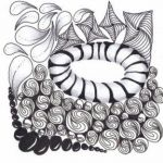 Halloween Zentangle Patterns Inspired Tts Blog