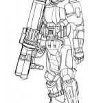 Halo Color Pages Creative Halo Mega Bloks Coloring Pages