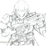 Halo Color Pages Elegant 10 Luxury Call Duty Coloring Pages