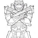 Halo Coloring Books Awesome Halo Coloring Pages