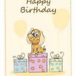Happy Birthday Cards to Color and Print Unique Free Printable Birthday Kids Cards Create and Print Free Printable