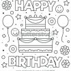 Happy Birthday Mommy Coloring Pages Inspiration Coloring Pages Of Happy Birthday – Dropshipwebsites