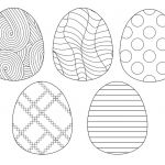 Happy Easter Coloring Pages Awesome Free Printable Easter Coloring Sheets Paper Trail Design