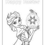 Happy Easter Coloring Pages Awesome Fresh Easter Printable Coloring Pages Fvgiment