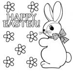 Happy Easter Coloring Pages Inspiring 9 Places for Free Bunny Coloring Pages