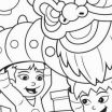 Happy Halloween Color Pages New Coloring Pages for Kids to Print Fresh All Colouring Pages