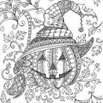 Happy Halloween Coloring Awesome the Best Free Adult Coloring Book Pages