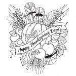 Happy Thanksgiving Coloring Pages New Coloring Ideas Excelent Thanksgiving Coloring Book
