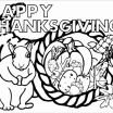 Happy Thanksgiving Coloring Pages New Happy Thanksgiving Coloring Pages Unique Thanksgiving Coloring Pages