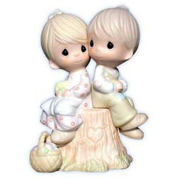 Happy Thanksgiving Precious Moments Pretty Precious Moments Figurines History & Value