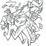 Harley Quinn Coloring Inspirational New Batman Poison Ivy Coloring Pages – Fym