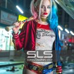 Harley Quinn Face Mask Amazing Suicide Squad Margot Robbie Harley Quinn