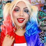Harley Quinn Face Mask Best Harley Quinn Suicide Squad Makeup Tutorial