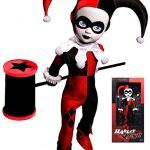 Harley Quinn Face Mask Exclusive Amazon Living Dead Dolls Classic Harley Quinn Mezcotoyz toys