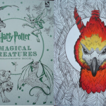 Harry Potter Coloring Book Online Amazing Harry Potter Magical Creatures Colouring Book – A Review
