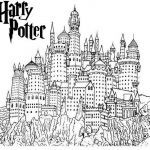 Harry Potter Coloring Book Online Awesome Fresh Harry Potter Castle Coloring Pages – Fym