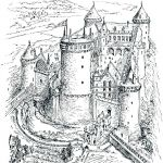 Harry Potter Coloring Book Online Beautiful Castles Coloring Pages – Sharpball