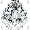 """Harry Potter Coloring Pages Awesome Harry Potter House Crests Coloring Pages Awesome Pin Od Pou…¾vate""""¾a"""