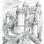 Harry Potter Printable Coloring Pages Inspired Castles Coloring Pages – Sharpball