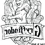 Harry Potter Printable Coloring Pages Inspiring Harry Potter Gryffindor Coloring Pages