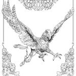 Harry Potter Printable Coloring Pages Marvelous Adult Coloring Pages Harry Potter – Free Coloring