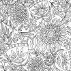 Heart Coloring Pages for Adults Elegant Simple Flower Coloring Pages Inspirational Printable Heart Coloring