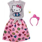 Hello Kitty Bubble Bath Awesome Barbie Hello Kitty Gray top Pink Skirt Fashion Walmart