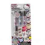 Hello Kitty Bubble Bath Excellent Paul Frank Lip Smacker Duo and Hello Kitty Nail Sprinkles Kit with Hai
