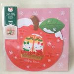 Hello Kitty Christmas Tree topper Awesome Sanrio Hello Kitty Gift Card Money Holder Monkey Set Of 4 with